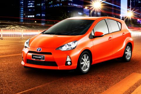 Conoce el nuevo Prius-C de Toyota
