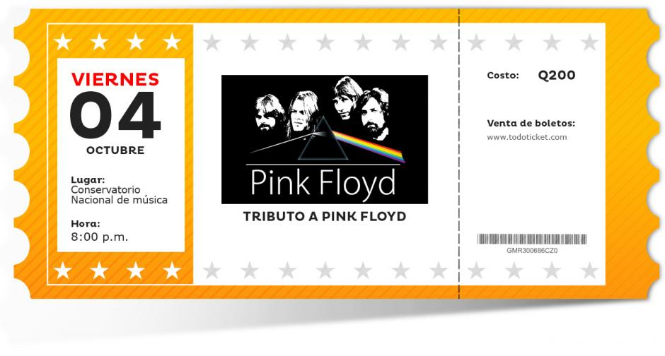 Un tributo sinfónico a Pink Floyd