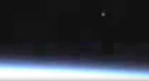 NASA corta la transmisión en directo al divisar un objeto extraño