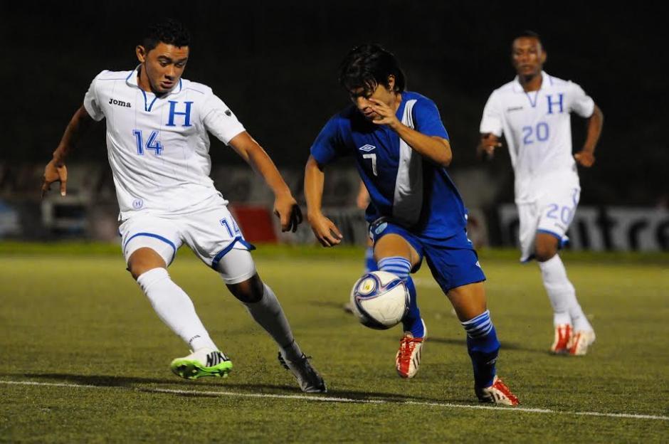 La Sele sub 20 cae por la mínima frente a Honduras en torneo Uncaf