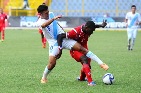 La sele Sub-20 cae frente a Panamá en el torneo Uncaf en El Salvador