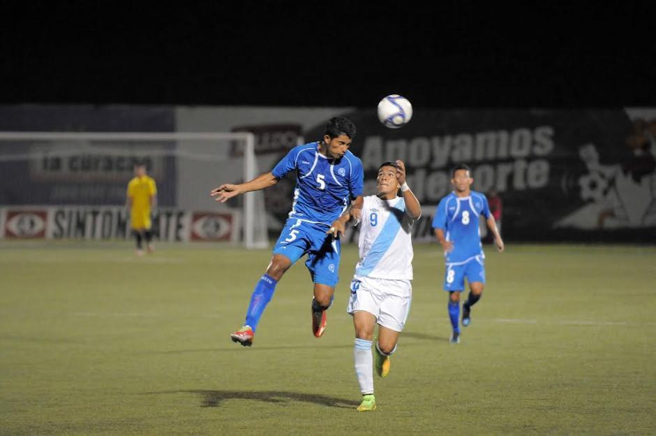 Sele sub 20 choca esta noche con Honduras en torneo Uncaf El Salvador