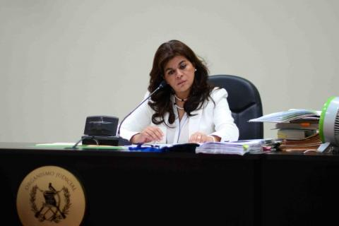 Juzgado ordena examen médico a Efraín Ríos Montt