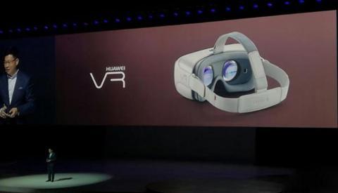 Huawei VR, un casco diseñado para la realidad virtual