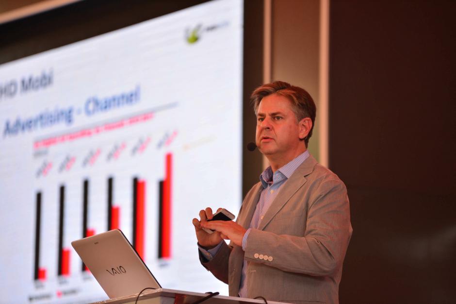 Paulo D. Mira y la innovación en la publicidad para móviles