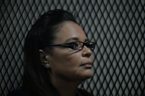 Roxana Baldetti teme ser víctima de un atentado