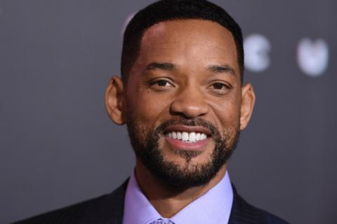 Will Smith llamó héroe a un joven guatemalteco