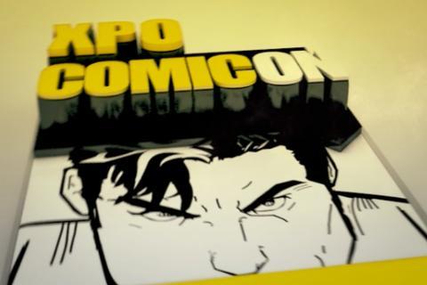 Un fin de semana entre cómics, superhéroes y personajes famosos