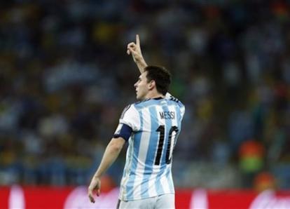 La fotografía de Messi que se hizo viral por una curiosa razón