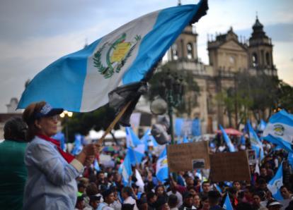 Más de 200 mil personas participaron en la manifestación pacífica