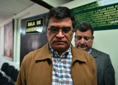 Medrano y 18 personas enfrentarán proceso por corrupción en Chinautla