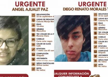 Encuentran en Jutiapa a los menores desaparecidos en la zona 5