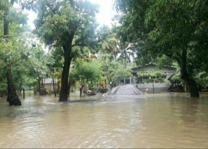 Conred declara alerta anaranjada por inundaciones