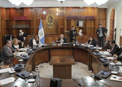 Fracasa primer intento para elegir al nuevo presidente de la CSJ