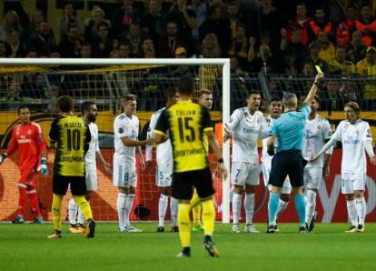 ¿Era penal por mano de Sergio Ramos?
