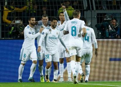 El Real Madrid y Cristiano conquistan Dortmund