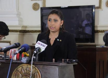 Inician proceso disciplinario contra catedrática Eva Monte en la Usac