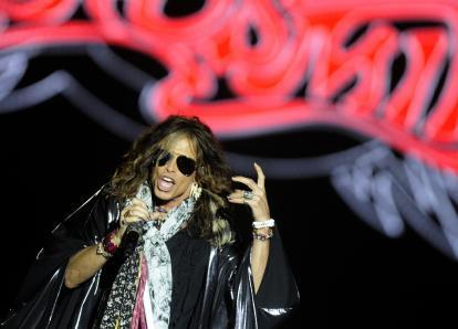Aerosmith conquista al público guatemalteco