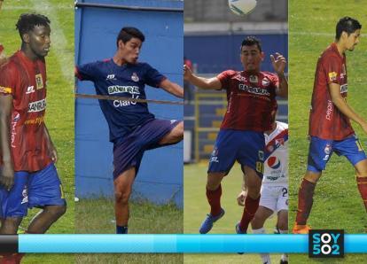 Dos años de suspensión para cuatro futbolistas rojos por dopaje