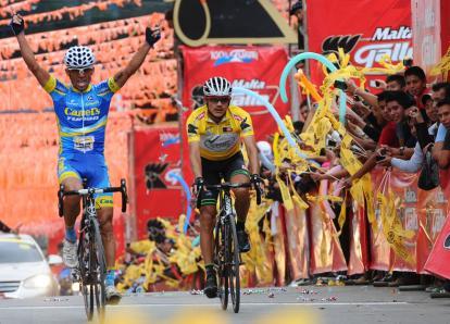 Colorado gana la sexta etapa y Cano es el virtual campeón