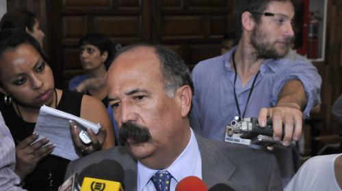 Francisco Palomo, 40 años de trayectoria como abogado