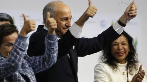 El mundo pacta un acuerdo 'histórico' contra el cambio climático