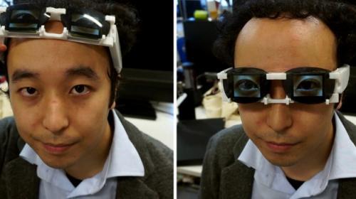 Crean lentes para ocultar las emociones que transmite una mirada