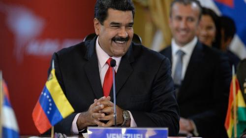 "Nicolás Maduro a Donald Trump: ""Dom leps dem got too you"""