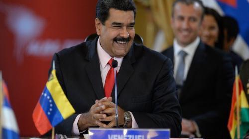 """Nicolás Maduro a Donald Trump: """"Dom leps dem got too you"""""""
