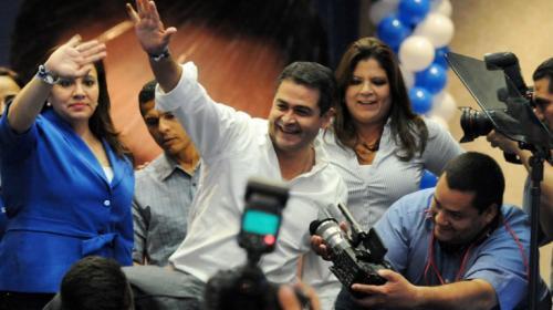 Juan Orlando Hernández sería nuevo presidente de Honduras