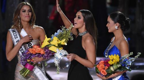 ¡Sorry! El error de Miss Universo resumido en un video de Instagram