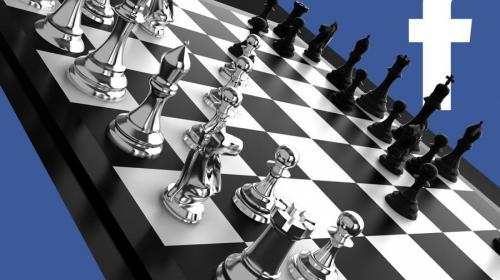 Facebook Messenger tiene oculto un juego de ajedrez