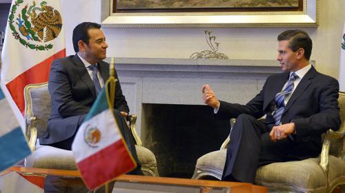 Enrique Peña Nieto visitará Guatemala en mayo