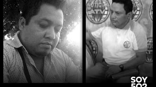 Consternación por asesinato de dos periodistas en Mazatenango