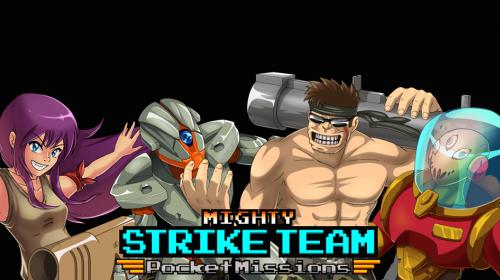 """""""Mighty Strike Team"""", el juego creado por dos guatemaltecos talentosos"""
