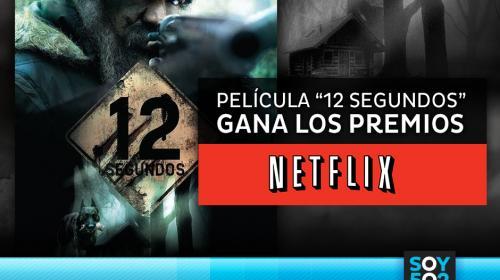 """12 Segundos"" gana el Premio Netflix en México"