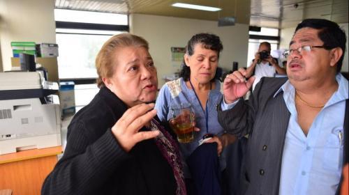 Jueza Martha Sierra deberá volver a prisión por orden judicial