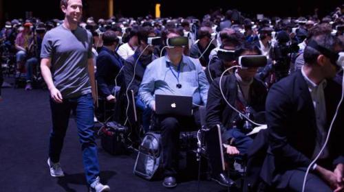 La realidad virtual de Facebook ya está disponible para todos