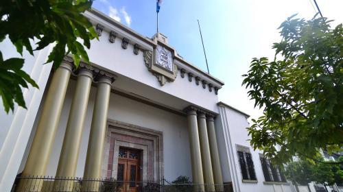 SAAS justifica fiesta de elección de su madrina en Casa Presidencial