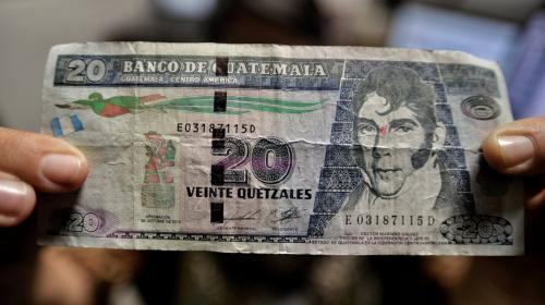 Así será el nuevo billete de Q20 que comenzará a circular en el país