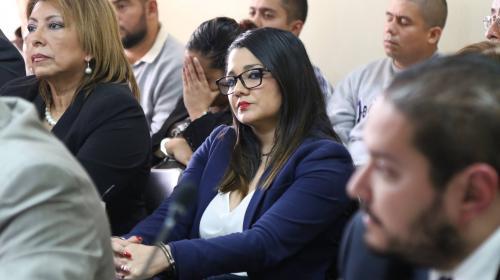 La esposa de Vernon González podría ser enviada al Federico Mora