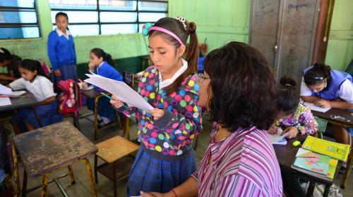 Los sueños de niñas guatemaltecas y el futuro que les ofrece Guatemala