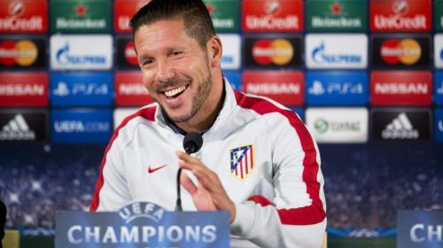"¿Por qué le dicen ""Cholo"" a técnico Diego Pablo Simeone?"