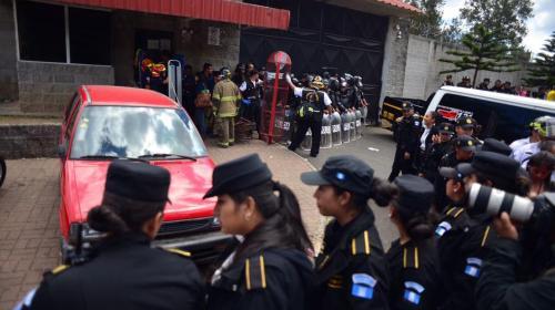 El MP revela detalles de lo que pasó en el Hogar Virgen de la Asunción