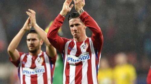 Así falló Fernando Torres un gol con la portería vacía