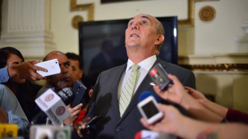 Así reacciona Mario Taracena ante la posible cancelación de la UNE