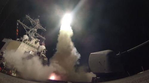 Rusia afirma que el ataque de EE. UU. a Siria fortalece el terrorismo