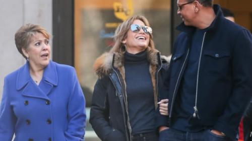 Los hijos de Jennifer Lopez y Alex Rodríguez al fin se conocen
