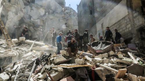 Guía rápida para entender el conflicto en Siria