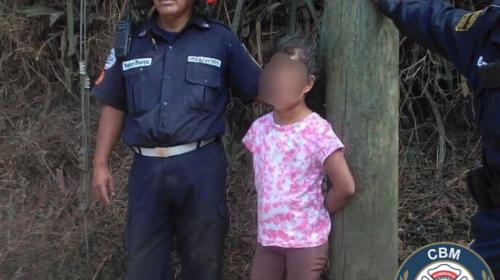¿Qué hacia una niña de nueve años en un barranco en la zona 16?